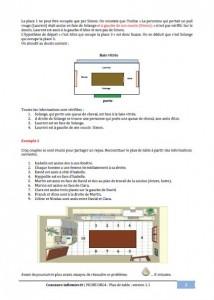 plan de table concours IFSI