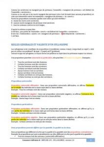 syllogismes concours IFSI