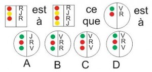 tests psychotechniques gratuits concours infirmier analogie graphique 10