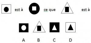 tests psychotechniques gratuits concours infirmier analogie graphique 2