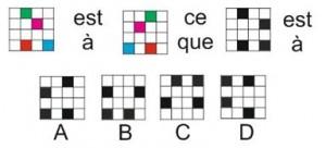 tests psychotechniques gratuits concours infirmier analogie graphique 5