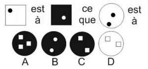 tests psychotechniques gratuits concours infirmier analogie graphique 7