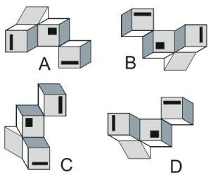 test psychotechnique concours IFSI 3D 7