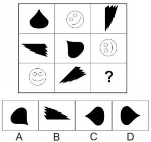 tests psychotechniques gratuits concours infirmier matrices 4